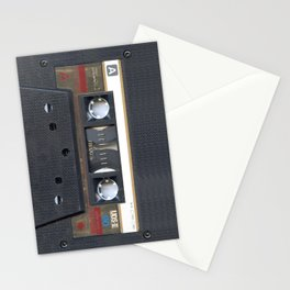 Cassette Gold Stationery Cards