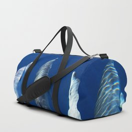 Playful and friendly dolphins Duffle Bag
