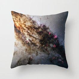 Spectacular Centaurus A Throw Pillow