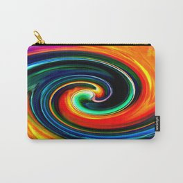Wave on Wave Carry-All Pouch