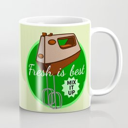 Foodie Mix it up Coffee Mug