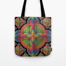 Obsessive Repetition Tote Bag
