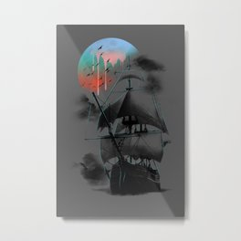 Journey to the Outworld Metal Print