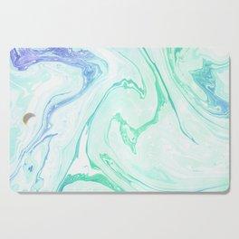 Green Marble Cutting Board