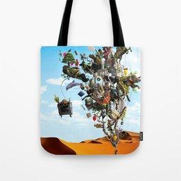 Surreal artwork Tote Bag