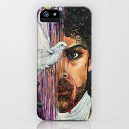 Dream if You Will iPhone Case
