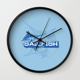 sailfish Wall Clock