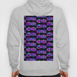 Tribal Triangle Kilim in Electric Orchid Hoody