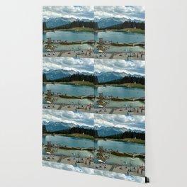 adventure park hög alps serfaus fiss ladis tyrol austria europe Wallpaper