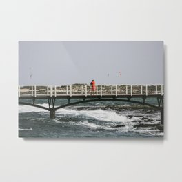 From the Pier Metal Print
