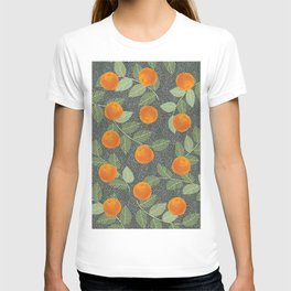 Orange Bliss #illustration#botanical T-shirt