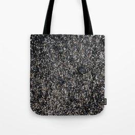 Sand at Cobblestone Beach Tote Bag
