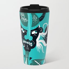 Angry Patrick Travel Mug