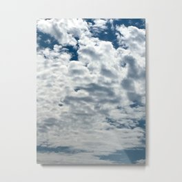 Painted Skies Metal Print