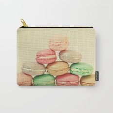 French Macarons Carry-All Pouch