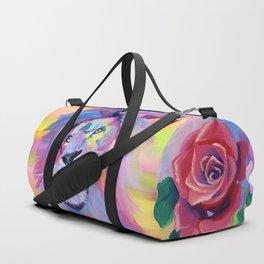 Proud Lion Duffle Bag