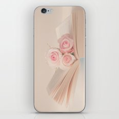 Pretty and Vintage  iPhone Skin