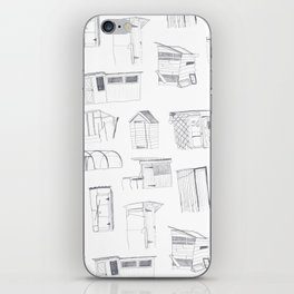COVER, Contain, Compost - 3 of 3 iPhone Skin