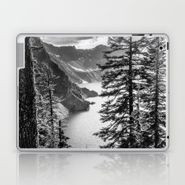 Forest Lake Retreat - Crater Lake Laptop & iPad Skin