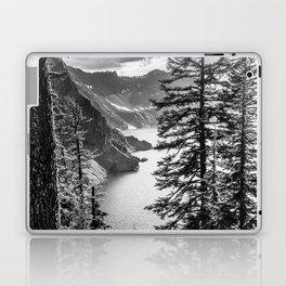Forest Lake Retreat - Crater Lake Laptop & iPad Skin