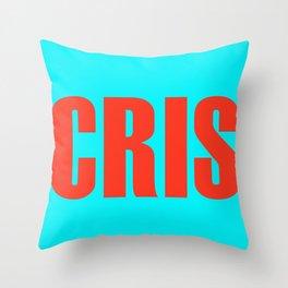 CRIS Throw Pillow