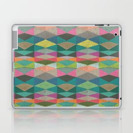 Colorblock Tribal Triangle Pattern Laptop & iPad Skin
