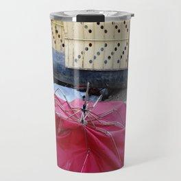 Umbrella Blues 2 Travel Mug
