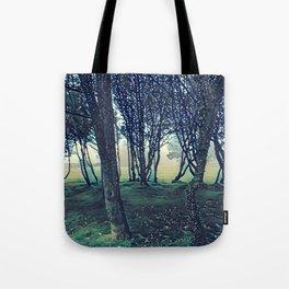 Trees in Golden Gate Park Tote Bag