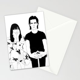 Nick and Susie Cave Stationery Cards