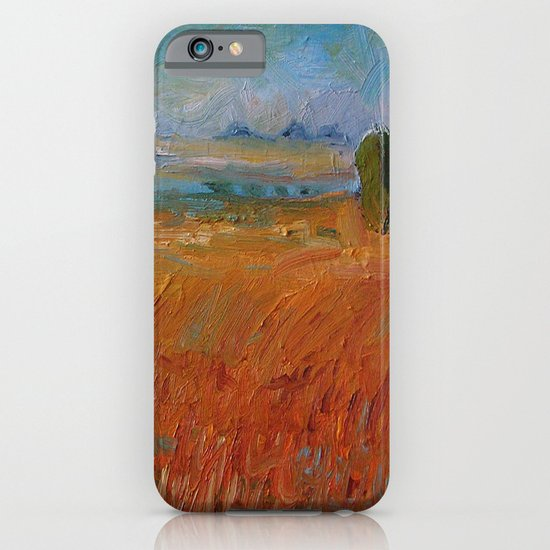 Warm Waves iPhone & iPod Case