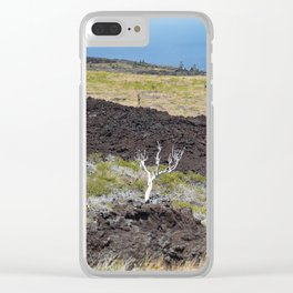 Stuck With This View Clear iPhone Case