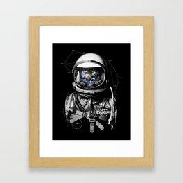 The Program Framed Art Print