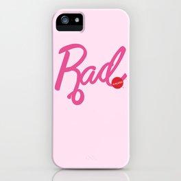 Radicalized iPhone Case
