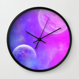 Other Worldly Wall Clock
