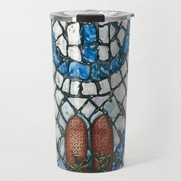 Art Beneath Our Feet - Aveiro Travel Mug