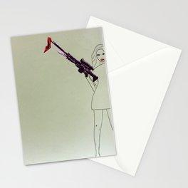 Fashion Killer Stationery Cards