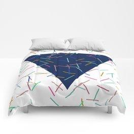∆ VI Comforters