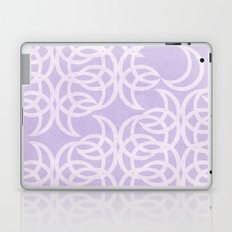 Purple Lunar Laptop & iPad Skin