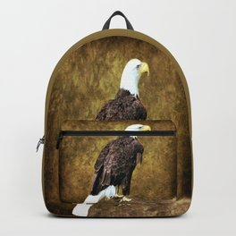 American Bald Eagle Backpack