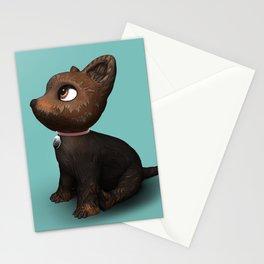 Yukito Green Stationery Cards