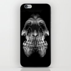 Skully iPhone & iPod Skin