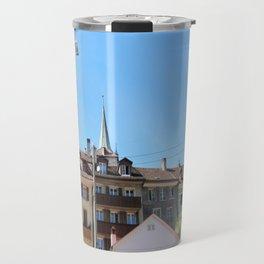 Switzerland 2010 Travel Mug