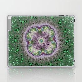 Fractal Rosette Laptop & iPad Skin