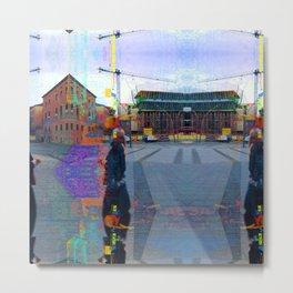 Akin to recalling, instead; understood mimicry. 14 Metal Print