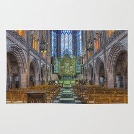 Lady Chapel Liverpool Rug