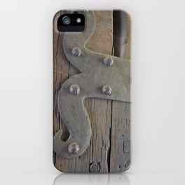 Heidelberg Castle Hinge iPhone Case