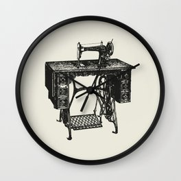 Singer sewing machine Wall Clock