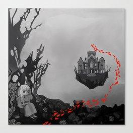 Asylum dreams Canvas Print