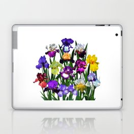 Iris garden Laptop & iPad Skin