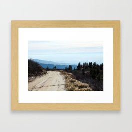 idahome Framed Art Print